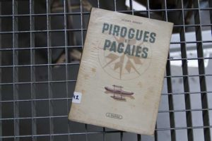 Pirogues et Pagaies